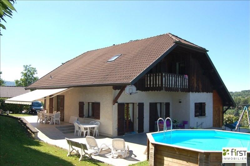 Venta  casa Sillingy epagny 550000€ - Fotografía 1