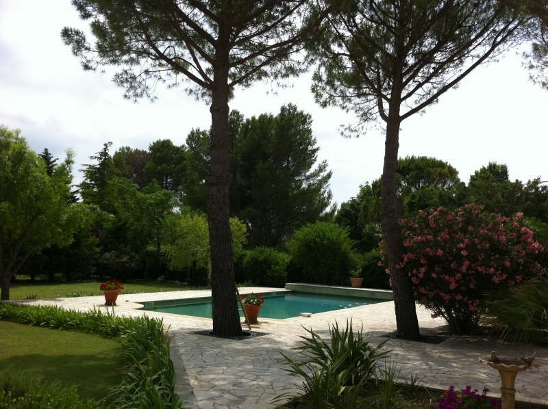 Verkoop van prestige  huis Entraigues sur sorgues 760000€ - Foto 5