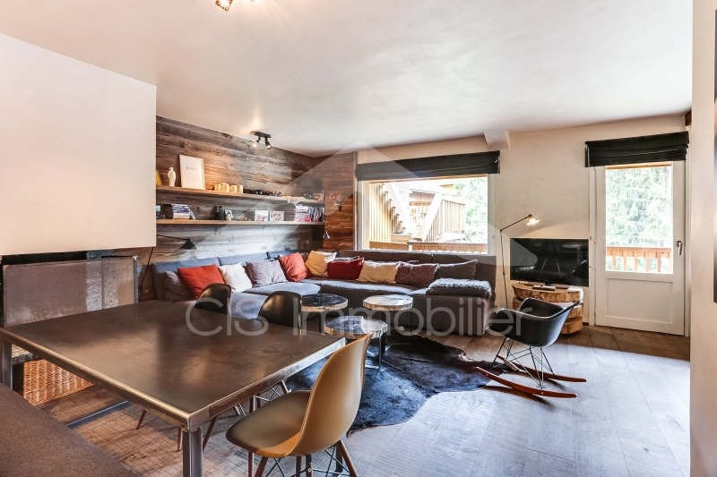 Vente de prestige appartement Meribel 1250000€ - Photo 8