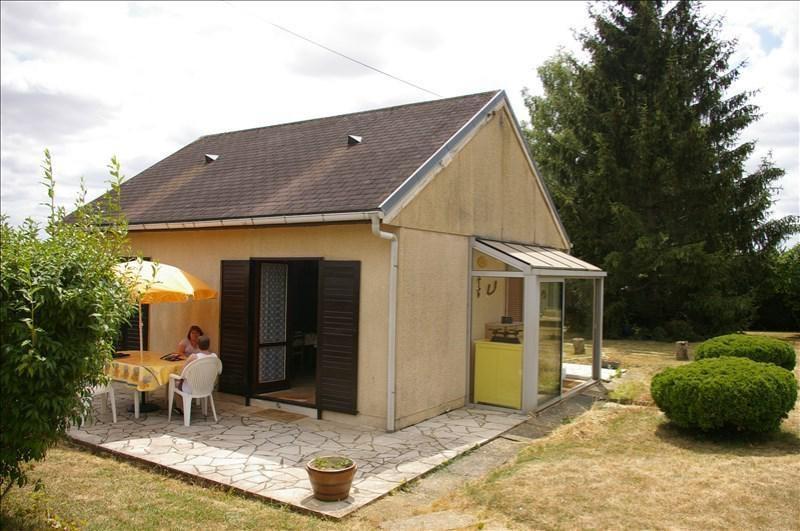 Sale house / villa St sauveur en puisaye 39500€ - Picture 8
