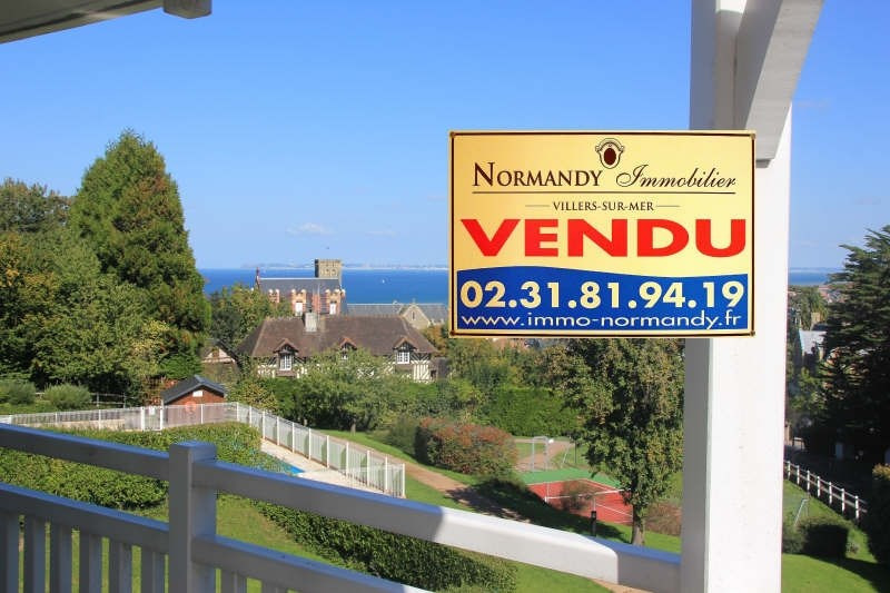 Vente appartement Villers sur mer 286 000€ - Photo 1