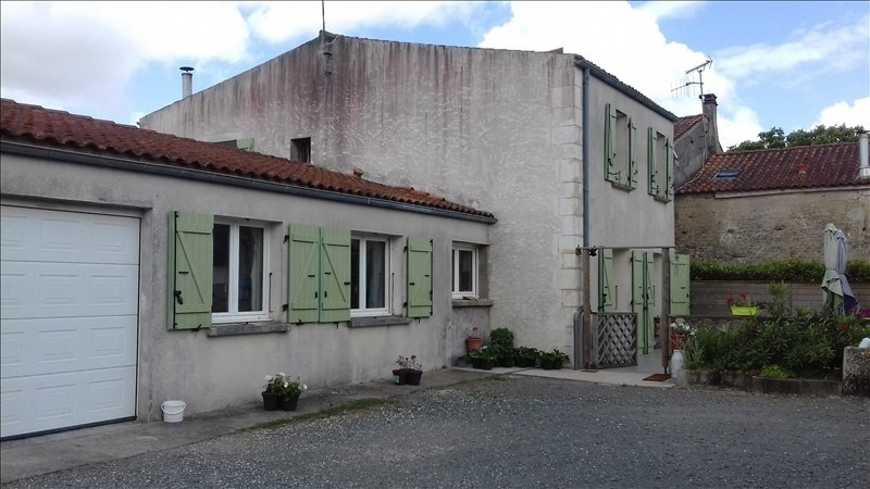 Sale house / villa Aigrefeuille d aunis 185 000€ - Picture 1