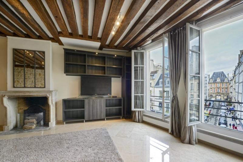 Престижная продажа квартирa Paris 4ème 1640000€ - Фото 2