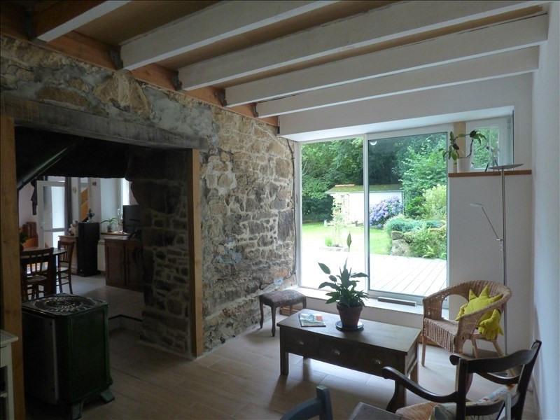Vente maison / villa Plounevez moedec 129000€ - Photo 2
