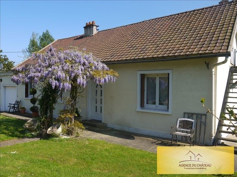 Sale house / villa Boissy mauvoisin 209000€ - Picture 1