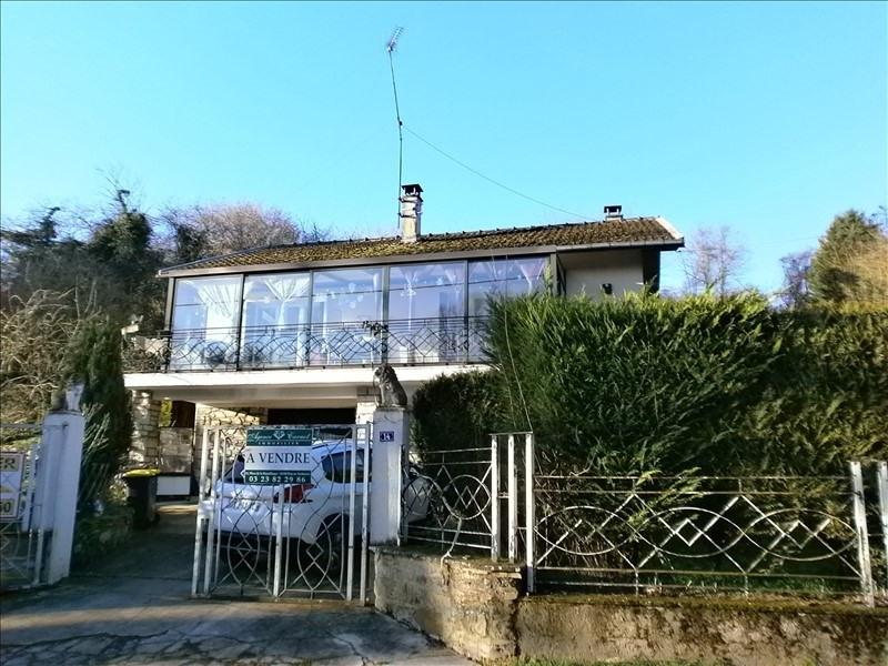 Vente maison / villa Villers cotterets 127000€ - Photo 2