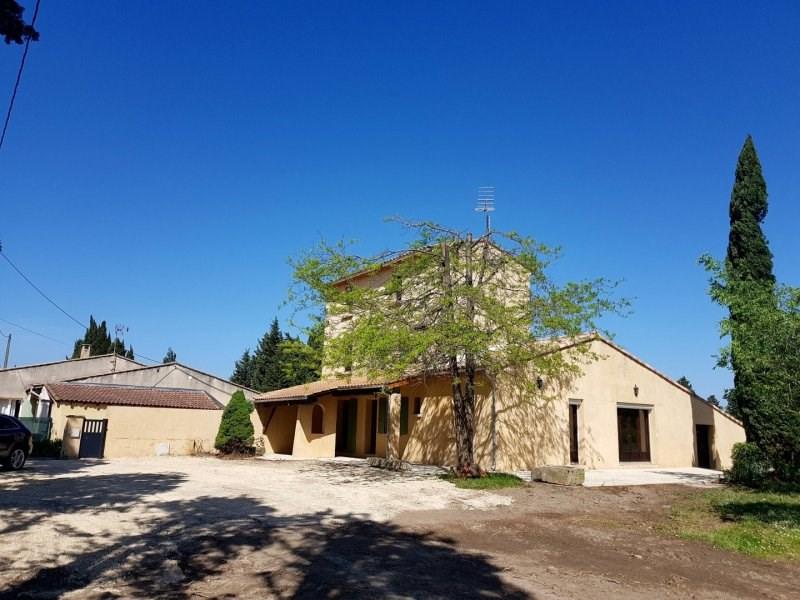 Location maison / villa Barbentane 1250€ CC - Photo 1