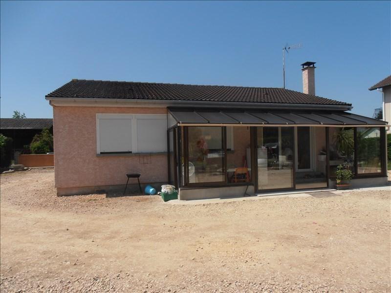 Vente maison / villa Bantanges 116000€ - Photo 1