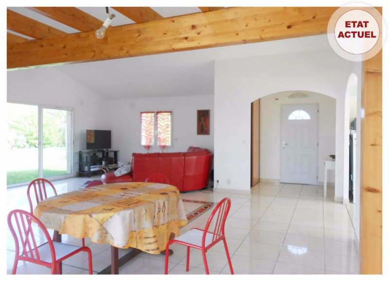 Sale house / villa Fontenilles 359000€ - Picture 2