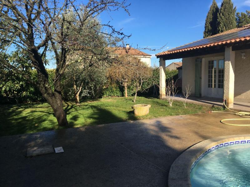 Vente maison / villa Vauvert 305000€ - Photo 1