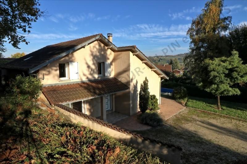 Sale house / villa Bourgoin jallieu 349000€ - Picture 1