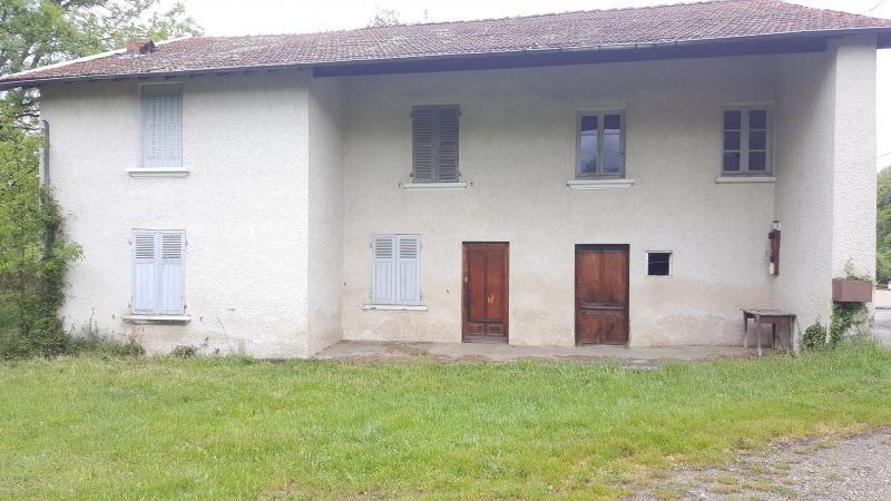 Vente maison / villa Beauvoir de marc 172000€ - Photo 1