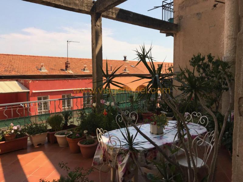Life annuity apartment Villefranche-sur-mer 67500€ - Picture 1