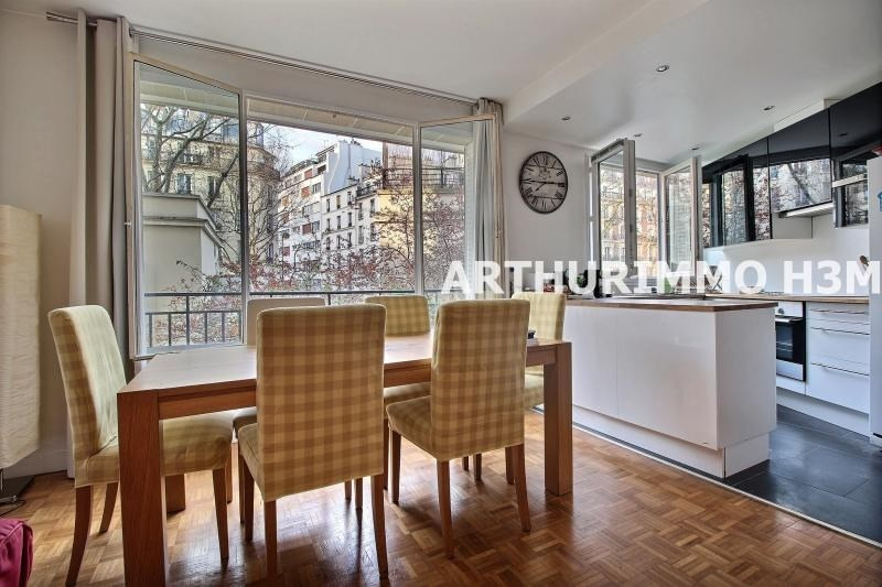 Sale apartment Paris 11ème 820 000€ - Picture 2