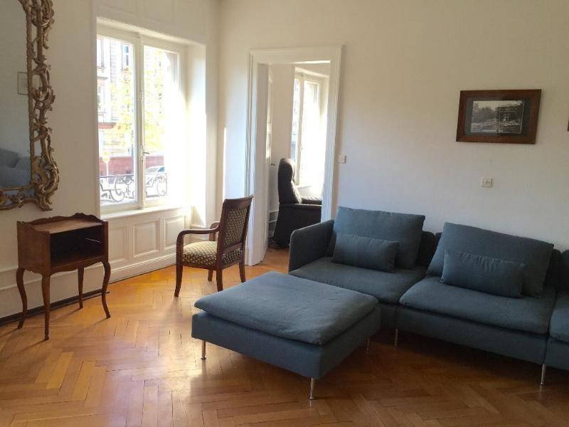 Verhuren vakantie  appartement Strasbourg 2730€ - Foto 6