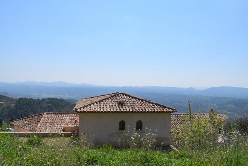 Revenda residencial de prestígio casa Seillans 630000€ - Fotografia 4