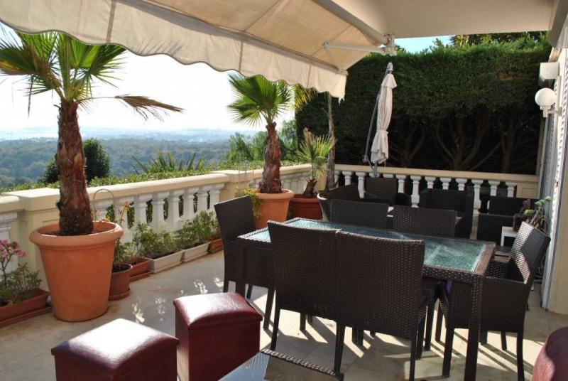 Deluxe sale apartment Villeneuve loubet 868000€ - Picture 1