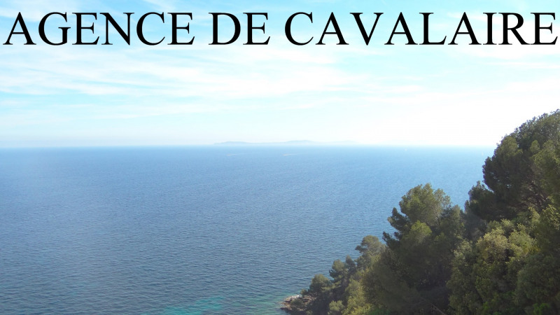 Vente appartement Cavalaire 450000€ - Photo 1