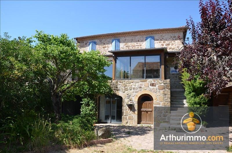 Sale house / villa Vernosc les annonay 257000€ - Picture 1