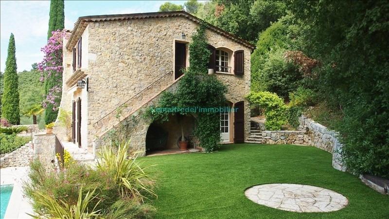 Vente de prestige maison / villa Le tignet 895000€ - Photo 14