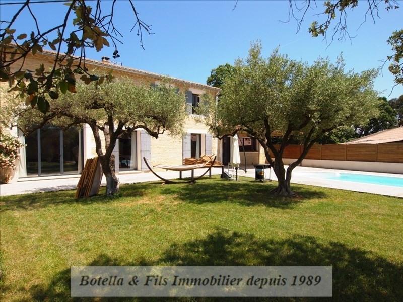 Immobile residenziali di prestigio casa Uzes 730000€ - Fotografia 2