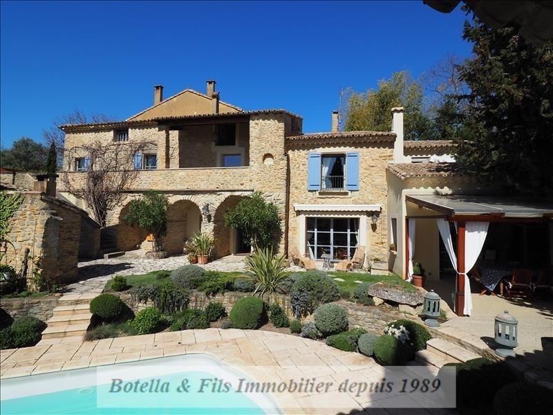 Deluxe sale house / villa Uzes 790000€ - Picture 16