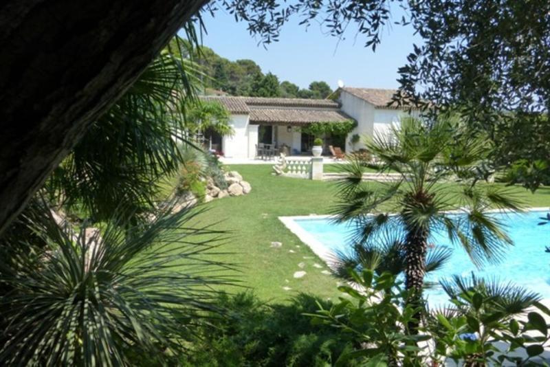 Location vacances maison / villa Juan les pins  - Photo 2
