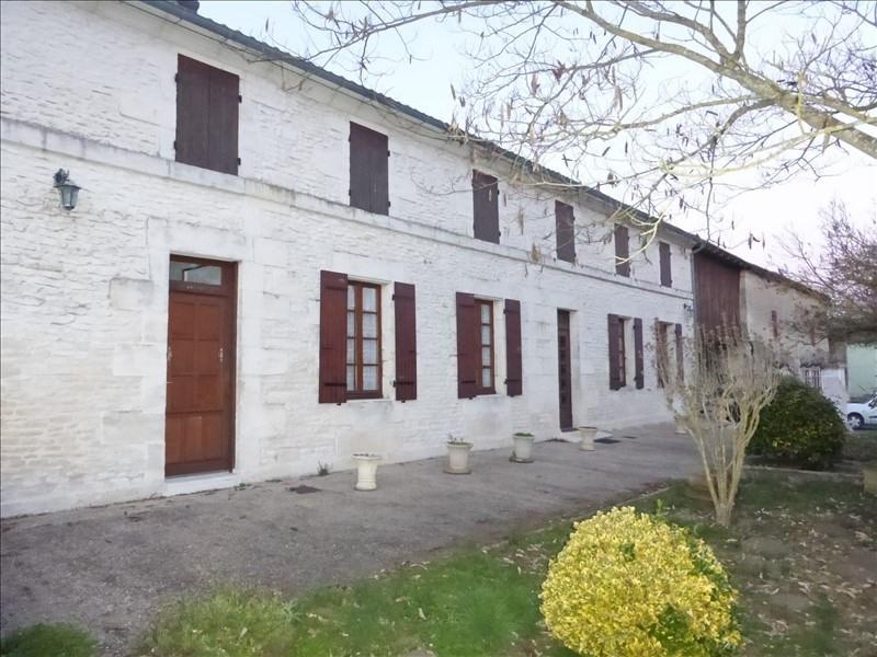 Vente maison / villa Geay 317000€ - Photo 1
