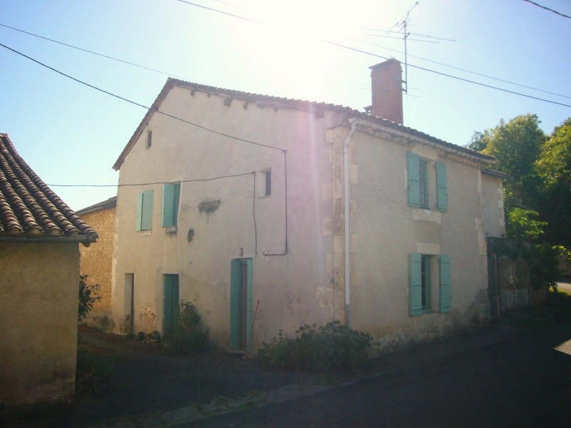 Vente maison / villa St front la riviere 44000€ - Photo 6