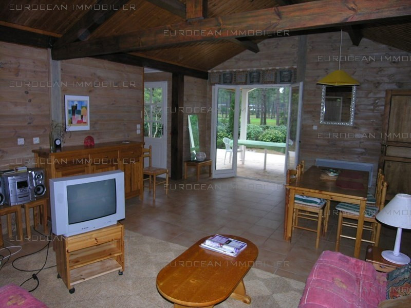 Vacation rental house / villa Lacanau-ocean 1 072€ - Picture 4