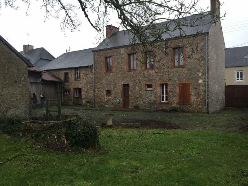 Sale house / villa Periers 116350€ - Picture 1