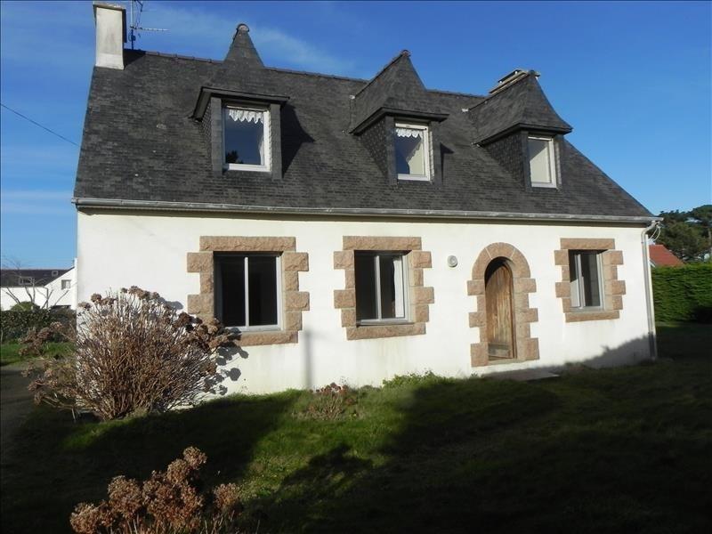 Sale house / villa Tregastel 260625€ - Picture 1