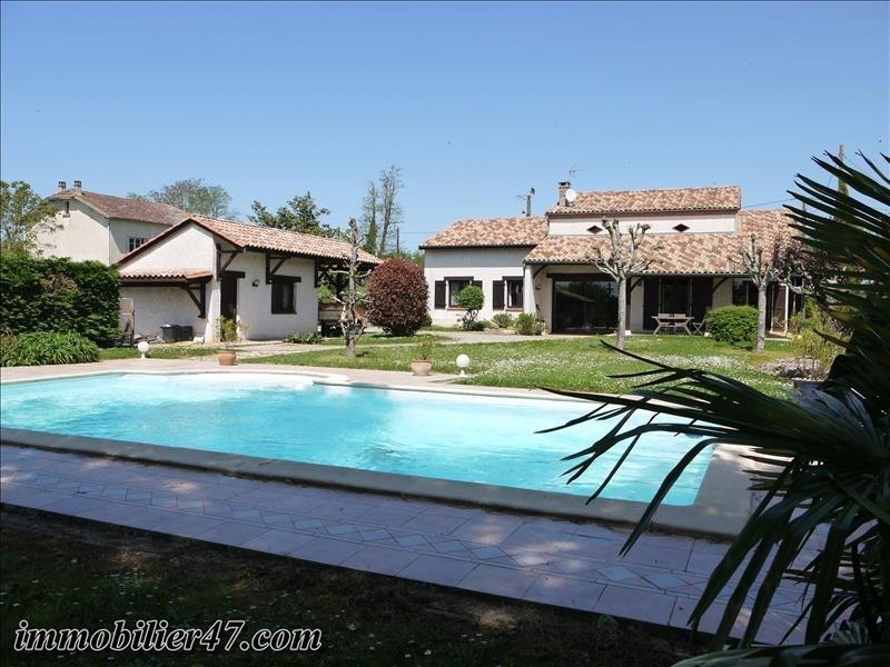 Vente maison / villa Castelmoron sur lot 265000€ - Photo 1