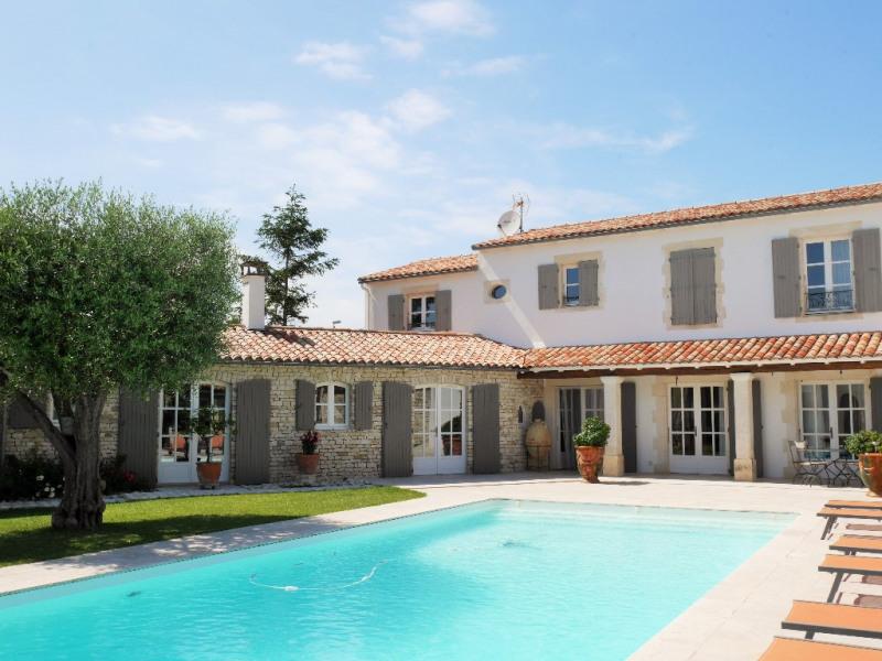 Vente de prestige maison / villa Le bois plage en re 2677500€ - Photo 1