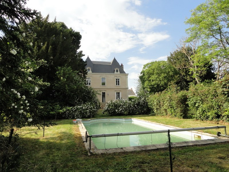 Deluxe sale house / villa Angers 20 mn nord 530 000€ - Picture 3