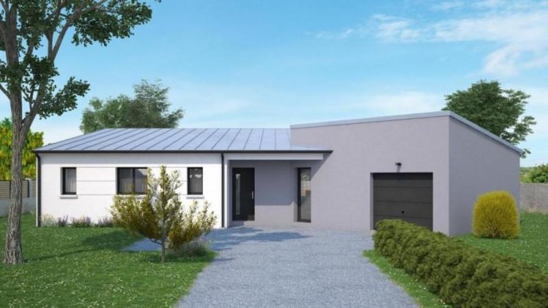 Maison  4 pièces + Terrain 502 m² Cheillé par maisons Ericlor