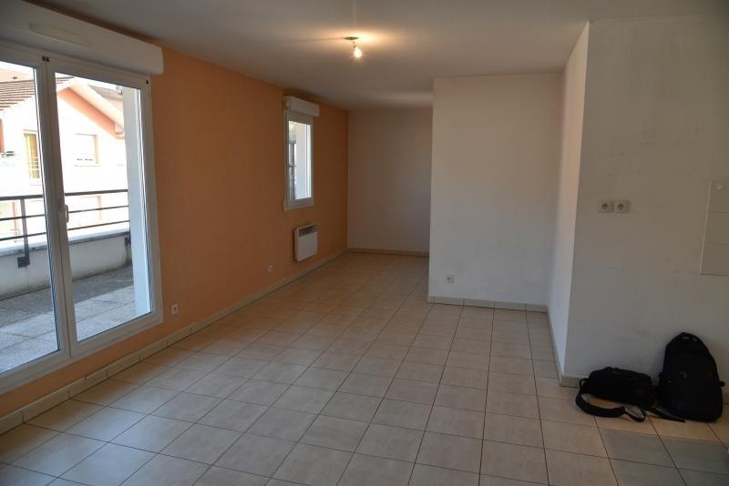 Rental apartment Bellegarde sur valserine 500€ CC - Picture 1