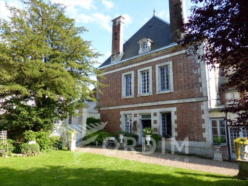 Sale house / villa Entrains sur nohain 349 000€ - Picture 1