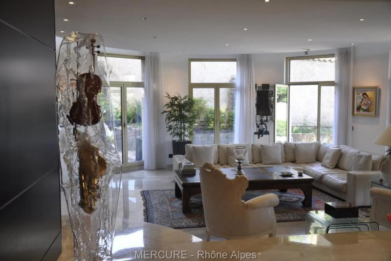 Deluxe sale apartment Caluire et cuire 950000€ - Picture 2