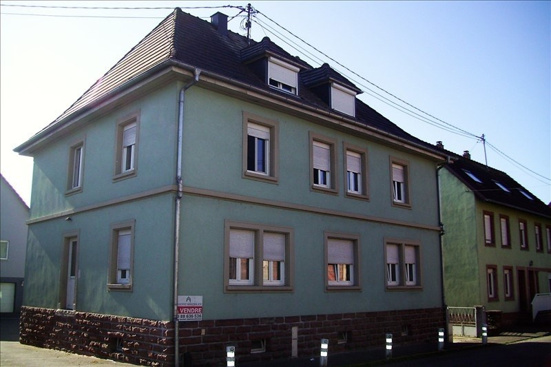 Investment property building Haguenau 390 000€ - Picture 1