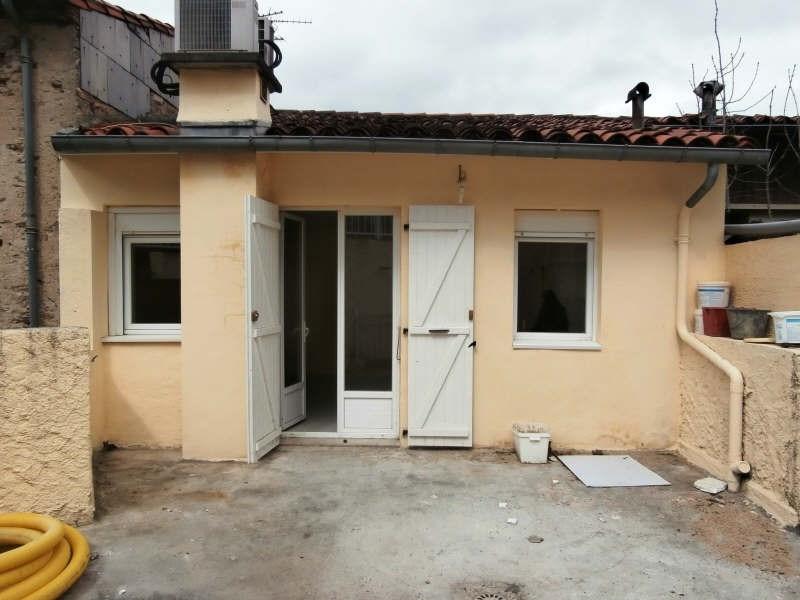 Location maison / villa Secteur de st amans soult 520€ CC - Photo 10