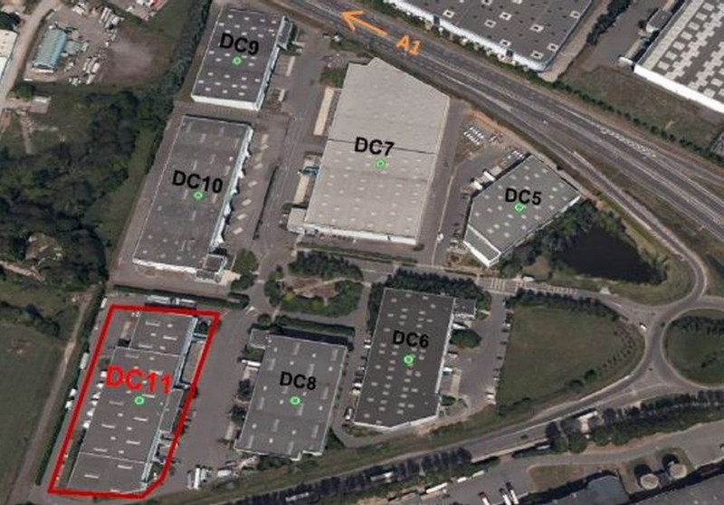 Location Local d'activités / Entrepôt Compans 0