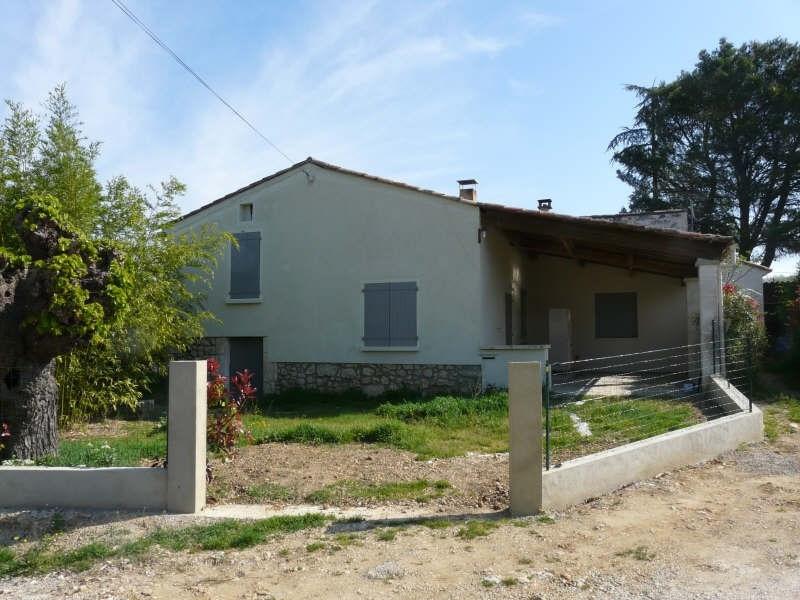 Vente maison / villa Lussan 232000€ - Photo 2