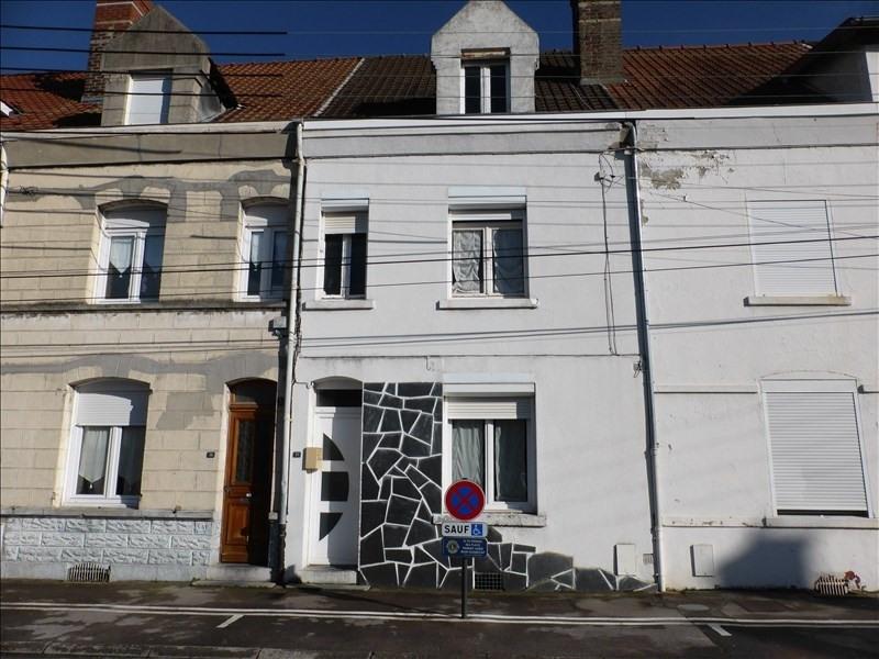Vente maison / villa Bethune 89000€ - Photo 1