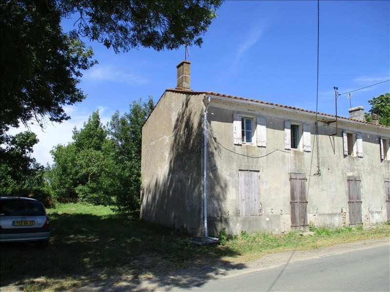 Sale house / villa Loulay 32700€ - Picture 6