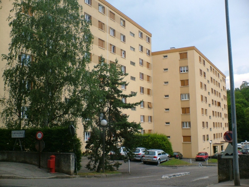 Location appartement Fontaines sur saone 784€ CC - Photo 1