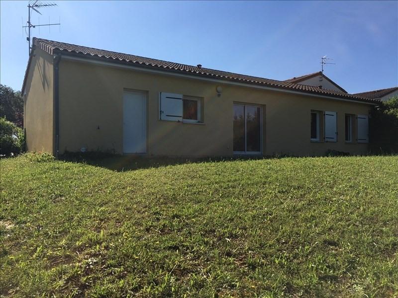 Vente maison / villa Mignaloux beauvoir 199000€ - Photo 1