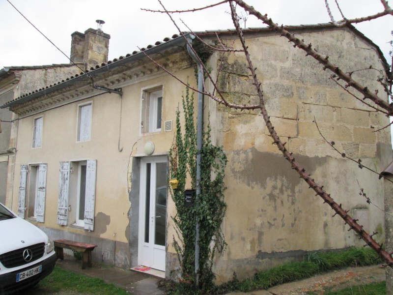 Vente maison / villa Peujard 189900€ - Photo 1