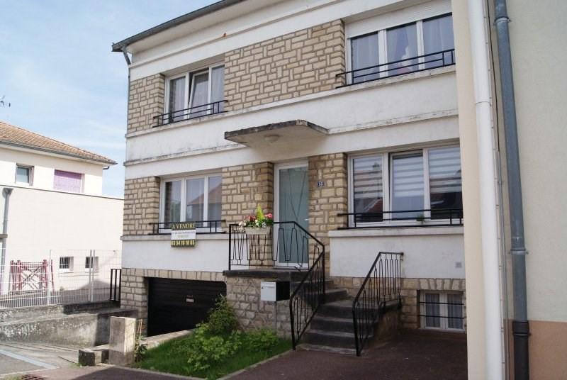 Vente maison / villa Villey st etienne 267750€ - Photo 1