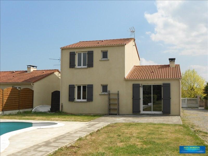Vente maison / villa Ste pazanne 213300€ - Photo 1